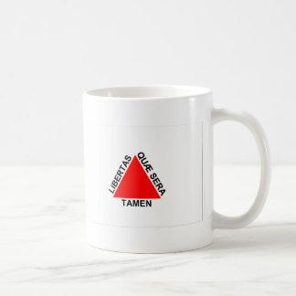 ミナスジェライス州のブラジルの旗 コーヒーマグカップ