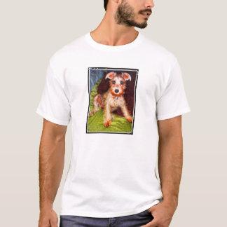 ミニシュナウツァーのTシャツ Tシャツ