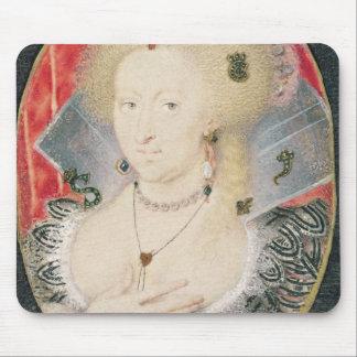 ミニチュアデンマークのアン女王 マウスパッド