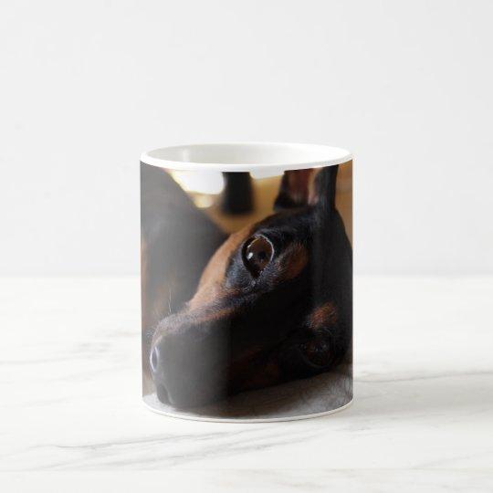 ミニチュアピンシャー コーヒーマグカップ