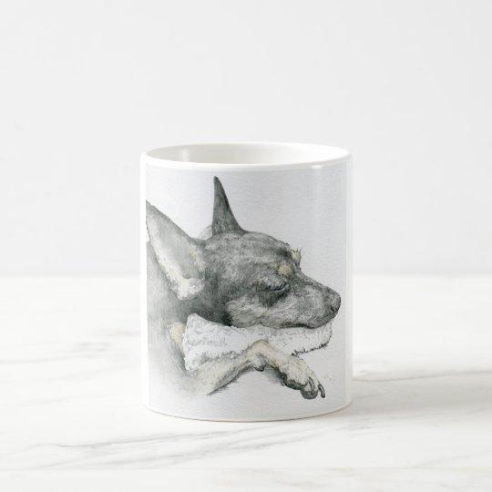 ミニチュアピンシャー マグカップ