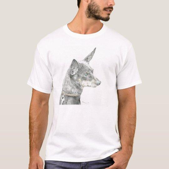 ミニチュアピンシャーTシャツ Tシャツ