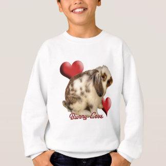 ミニLOPウサギ スウェットシャツ