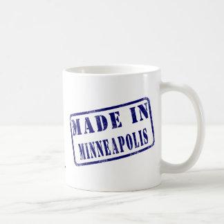 ミネアポリスで作られる コーヒーマグカップ