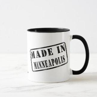 ミネアポリスで作られる マグカップ