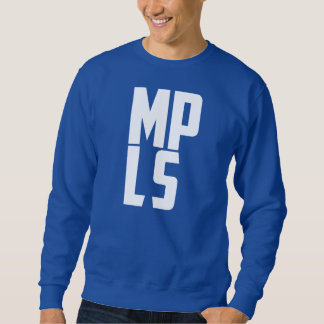 ミネアポリスのスエットシャツ スウェットシャツ