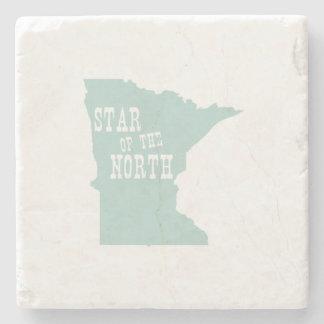 ミネソタのスローガン ストーンコースター