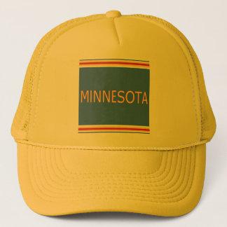 ミネソタのトラック運転手の帽子-帽子 キャップ