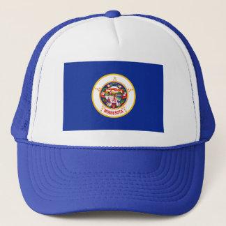 ミネソタの旗の帽子 キャップ