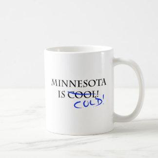 ミネソタはクール-風邪であり、! コーヒーマグカップ