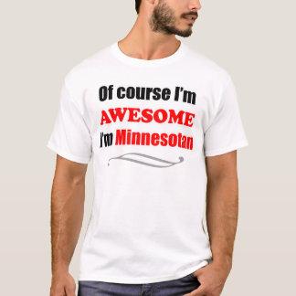 ミネソタは素晴らしいです Tシャツ