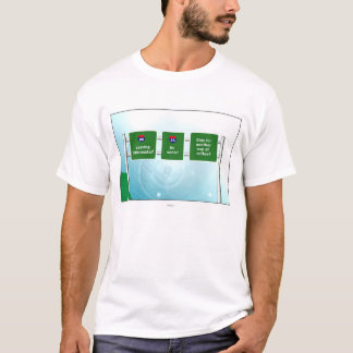 ミネソタを去ることか。 Tシャツ