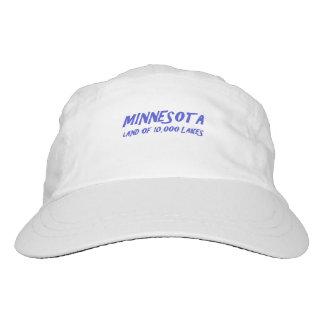 ミネソタ10,000の湖 ヘッドスウェットハット
