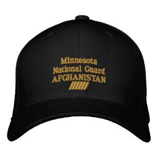 ミネソタ36か月旅行 刺繍入りキャップ