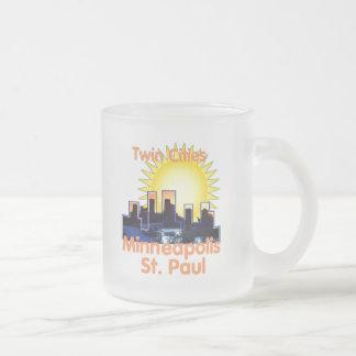 ミネソタ フロストグラスマグカップ