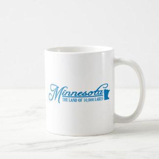 ミネソタ(私の物の州) コーヒーマグカップ