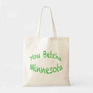 ミネソタBetchaのトート トートバッグ