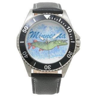 ミネソタMuskie 腕時計