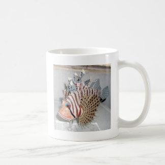 ミノカサゴおよび他 コーヒーマグカップ