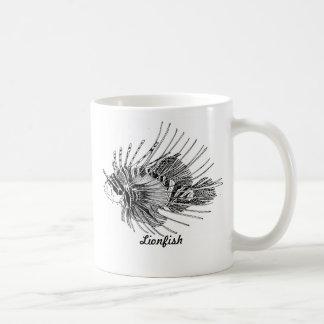 ミノカサゴのマグ コーヒーマグカップ