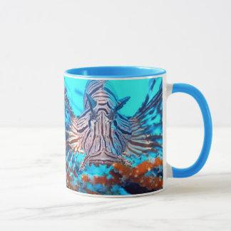ミノカサゴのマグ マグカップ