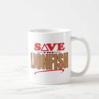 ミノカサゴの保存 コーヒーマグカップ