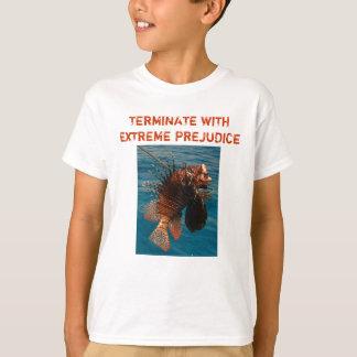 ミノカサゴの死2 Tシャツ