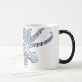 ミノカサゴB マジックマグカップ