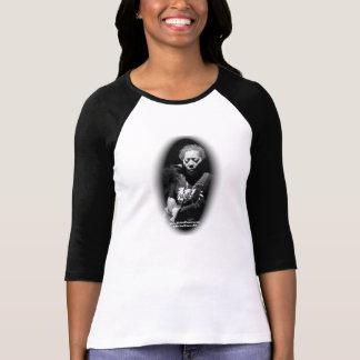 ミハエルはB&Wの長い袖のTシャツに動力を与えます Tシャツ