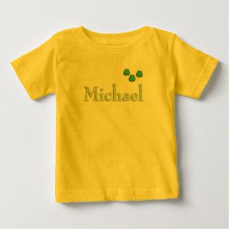 ミハエルアイルランド語 ベビーTシャツ