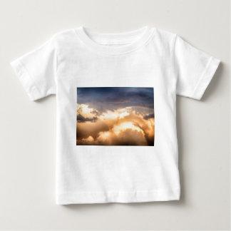 ミハエルアンジェロCloudscape ベビーTシャツ
