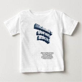 ミハエル大天使 ベビーTシャツ
