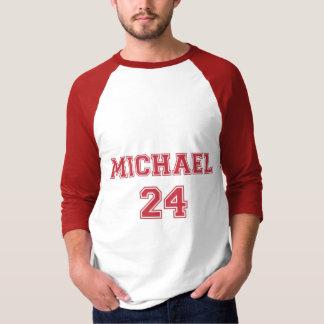 ミハエル24 Tシャツ