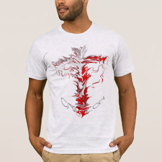 """ミハエルCrozz著""""Crimzon """" Tシャツ"""