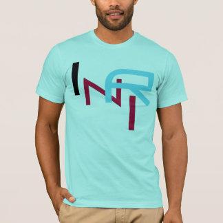 """ミハエルCrozz著""""INRI"""" Tシャツ"""