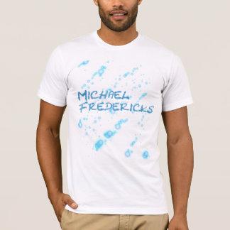ミハエルFredericks男性Tシャツ Tシャツ