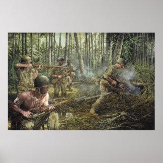ミハエルGnatekプリントによる戦争の赤い矢 ポスター