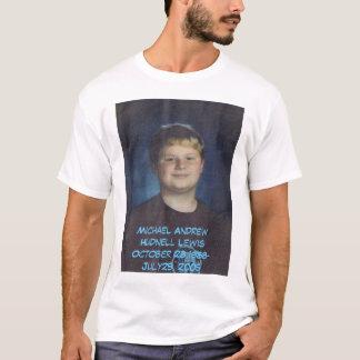 ミハエルhudnell tシャツ