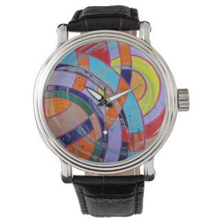 ミハエルMoffa著構成#15 腕時計