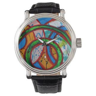 ミハエルMoffa著構成#20B 腕時計