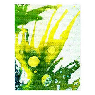ミハエルMoffa著Polychromoptic #2B ポストカード