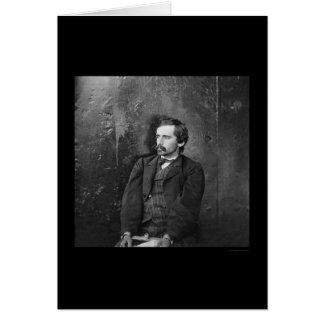ミハエルO'Laughlinのリンカーンの共謀者1865年 カード