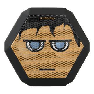 ミハエルToastie黒いBoomboxスピーカー ブラックBluetoothスピーカー