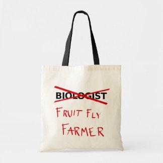 ミバエの農家のトートバック トートバッグ