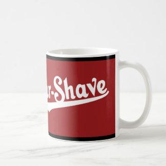 ミャンマー髭そり-更新済ビルマ髭そり コーヒーマグカップ