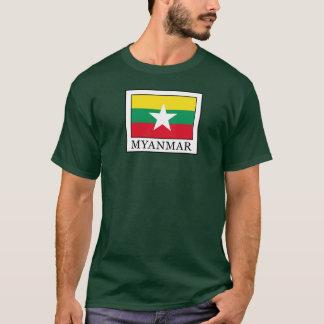 ミャンマー Tシャツ