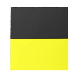 ミュンヘンの旗 ノートパッド