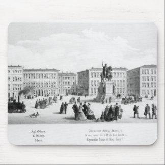 ミュンヘン1869年の眺め マウスパッド