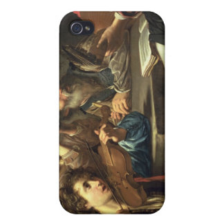 ミュージカルの収集 iPhone 4 カバー