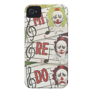 ミュージカルは場合おどけます Case-Mate iPhone 4 ケース